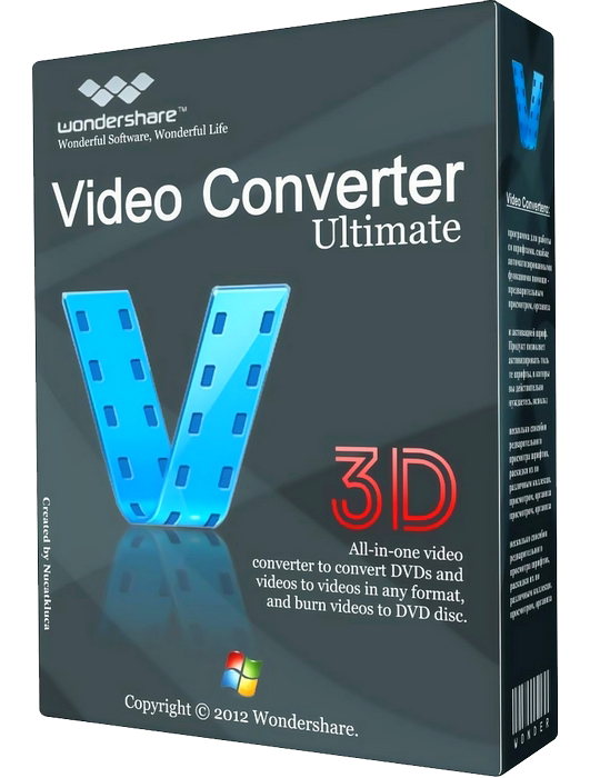 Wondershare Video Converter Ultimate v6.8.0.2 Final