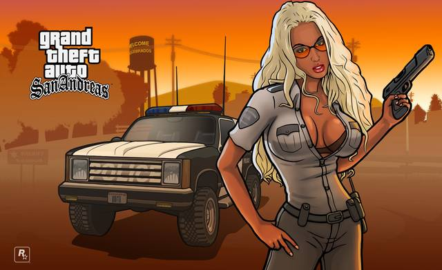 Grand Theft Auto: San Andreas CLEO v1.05 + Кэш + Коды + Mod (2014/RUS/ENG/UKR/Multi/Android/IoS)