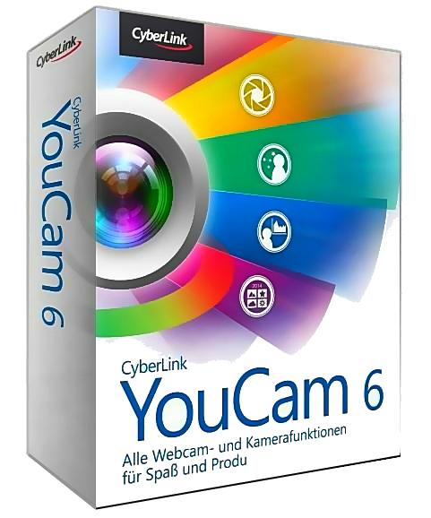 CyberLink YouCam Deluxe v6.0.2326