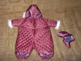 Выкройки сапожек для беби бона