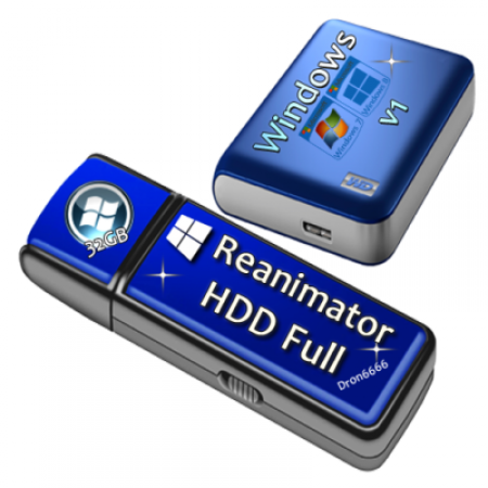 Reanimator HDD Full by Dron6666 1 0