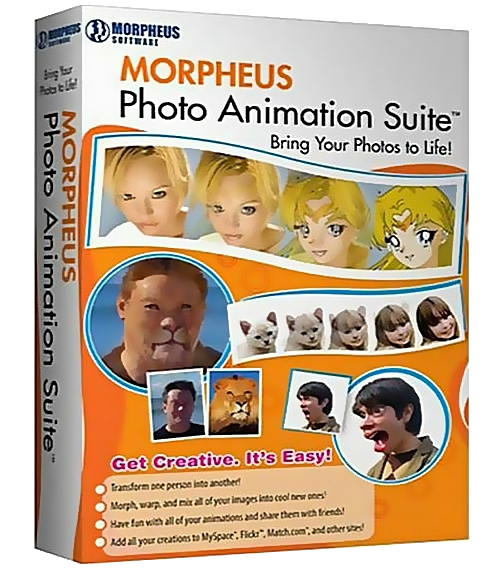 Morpheus Photo Animation Suite v3.17 Build 4188.0 Industrial + Portable by Valx [2014,EngRus]