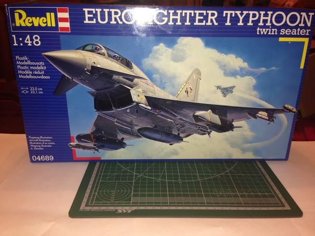Самолет Eurofighter TYPHOON (Revell) 1/48  3973940_m