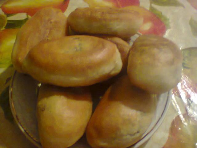 Пирожки жареные с ливером. 3991710