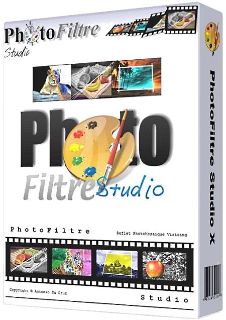 PhotoFiltre Studio X 10.13.0 Extended Build R1 [2018, EngRus]