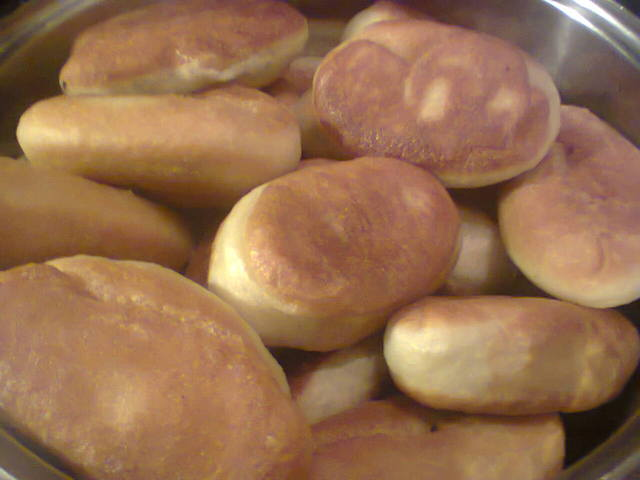 Пирожки жареные с ливером. 3991958
