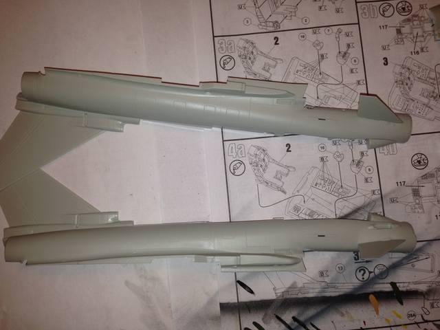 Самолет Eurofighter TYPHOON (Revell) 1/48  4000696_m
