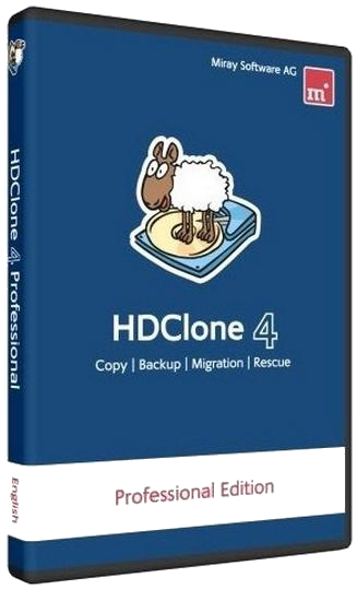 HDClone Professional Edition v4.3.6 Retail (2014) Английский