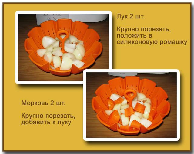 Печеночный паштет (скороварка Редмонд 4504) 4037650