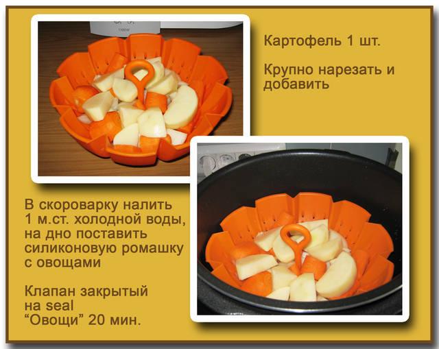 Печеночный паштет (скороварка Редмонд 4504) 4037685