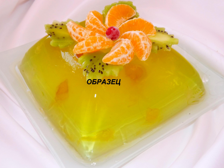 Как сделать десерт желе