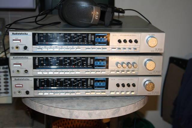 Продам тюнер Радиотехника