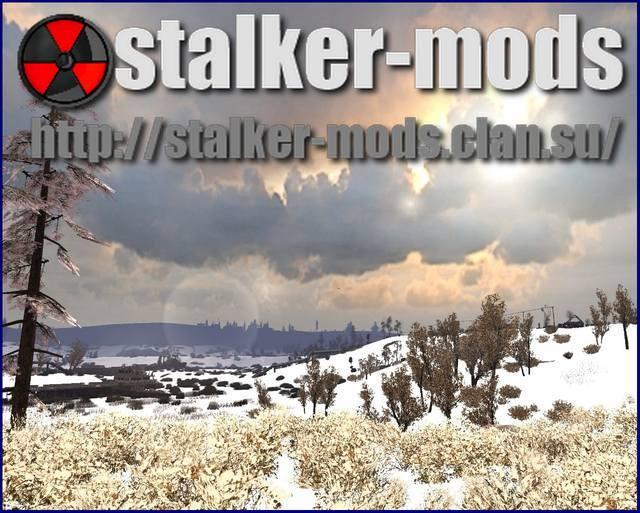 сталкер мод 2014