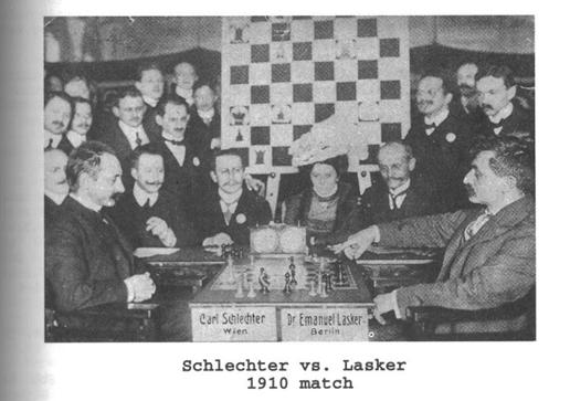 Ласкер - Шлехтер