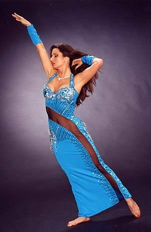 Фото платьев для танца живота
