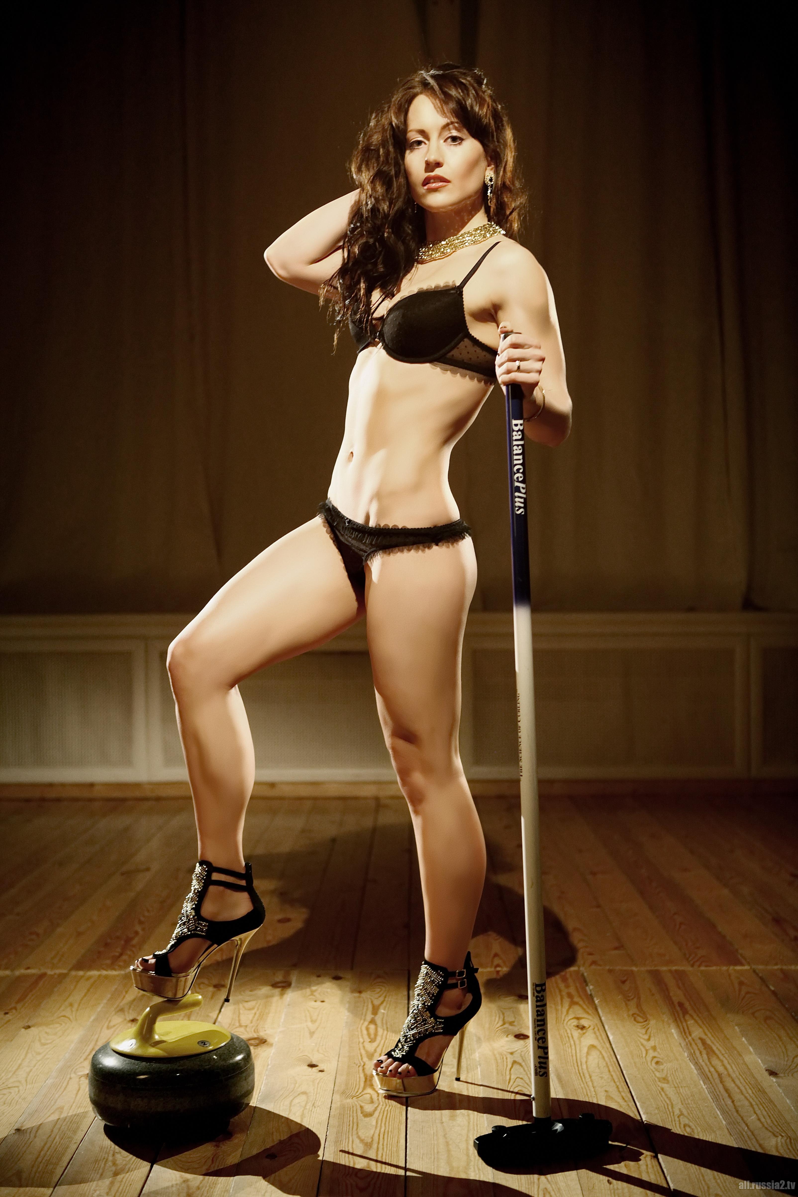 Самые сексуальные русские спортсменки 11 фотография