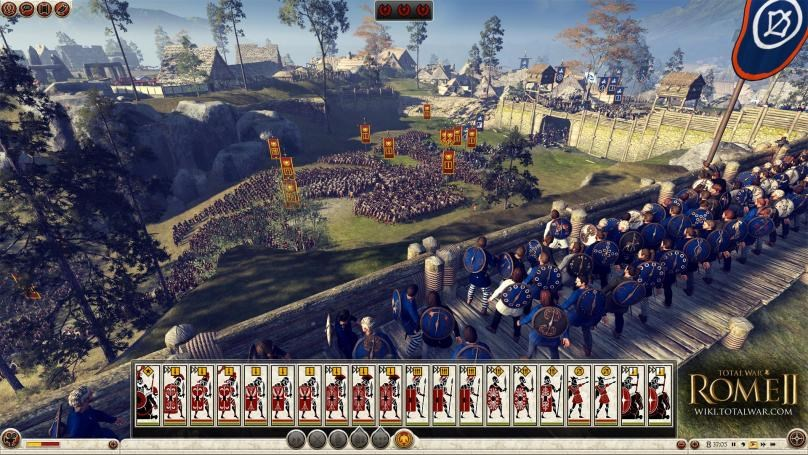 Патчи для Total War: Rome II Вся информация о патчах к Rome 2 Total Wa