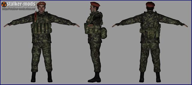 военные сталкеры