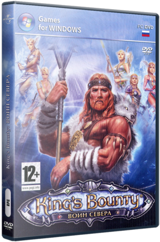 King's Bounty: Warriors of the North - Ice and Fire (2014) PC | RePack от xatab
