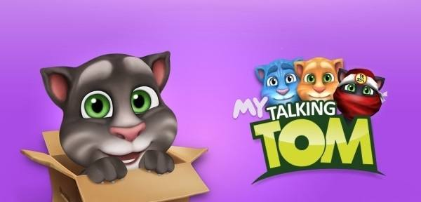 ��� ��������� ��� / My Talking Tom v3.0.1 Mod (����� �����) + ��� (2015/RUS/ENG/Android)