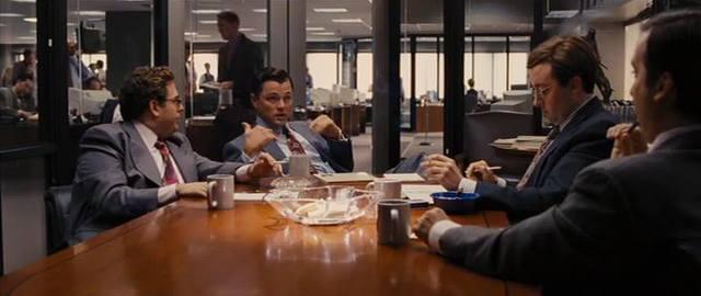 Волк с Уолл-стрит / The Wolf of Wall Street (2014) DVDScr(Звук с ТS)
