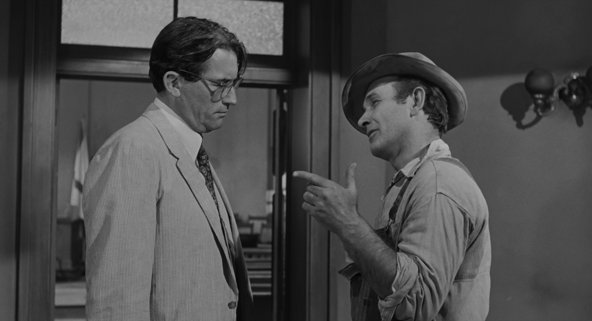 To Kill a Mockingbird / Убить пересмешника [1962 / BDRip 1080p] [Crime / Drama / Detectiv]