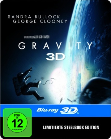 ���������� / Gravity (2013/BDRip 720p/HDRip)