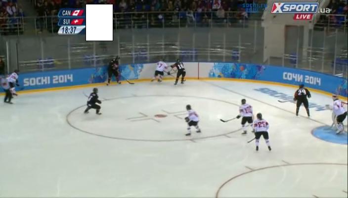 XXII Зимние Олимпийские игры. Сочи. Хоккей. Женщины. Группа А. 1-й тур. Канада - Швейцария (эфир от 08.02.2014) IPTVRip