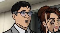 Спецагент Арчер / Арчер - 5 сезон / Archer (2014) WEBDLRip + WEBDL