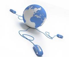 Работа в сети интернета создавая сайты