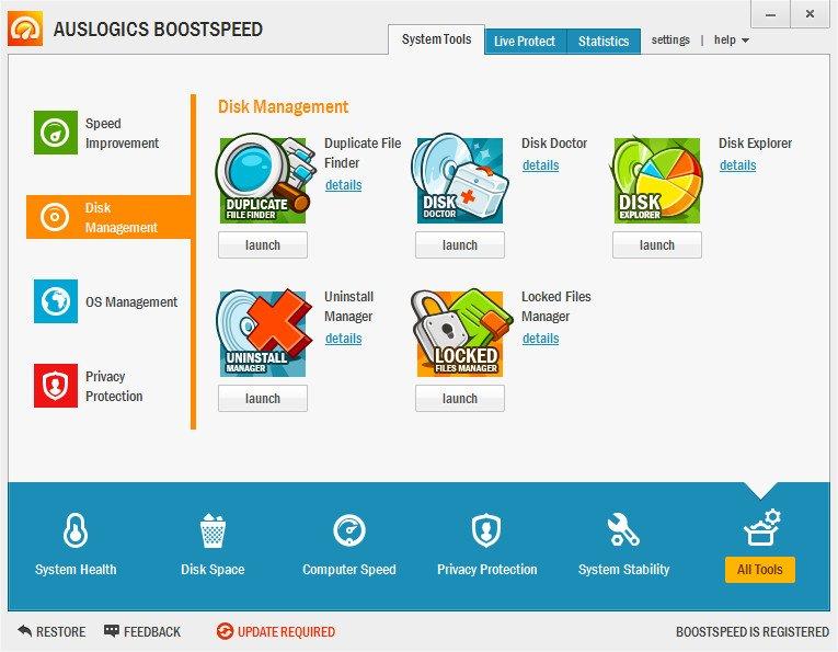 AusLogics BoostSpeed v6.5.2.0 Final