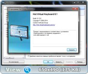 Hot Virtual Keyboard v8.1.5.0 Final [2014,MlRus]