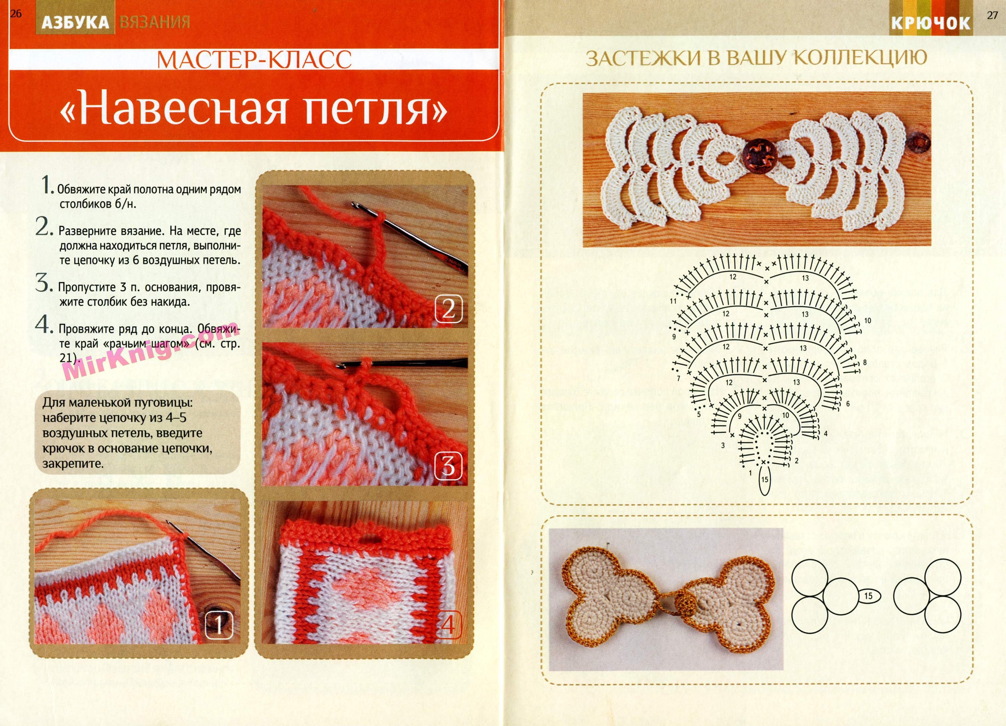 Красивые виды вязание крючком