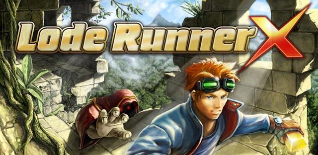 Lode Runner Classic / Lode Runner X v1.6.1 (2015/ENG/Android)