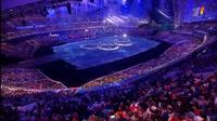 Церемония закрытия XXII Олимпийских зимних игр в Сочи (2014) HDTVRip
