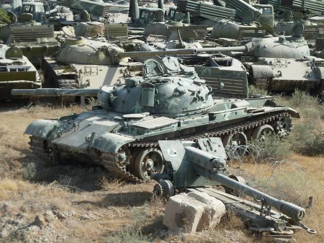 Кладбище советской техники 02