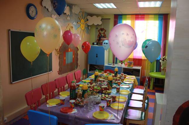 Игры для детского дня рождения за столом