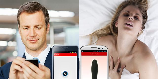 Тайный дистанционный массаж: Вибратор v2.4 (2014/RUS/ENG/Android)