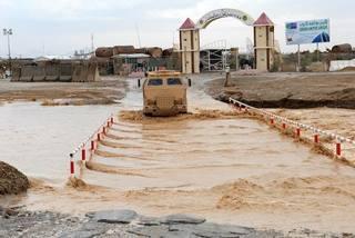 002 Река Вади перед воротами
