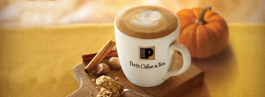 Ароматный чай и кофе