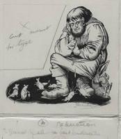 Изображение великана Смерчина работы Полин Бэйнс.