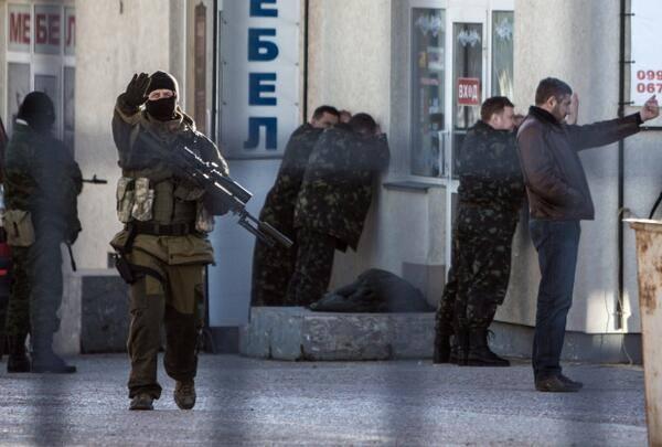 Похищенного в Крыму полковника СВР отпустили - Цензор.НЕТ 8984