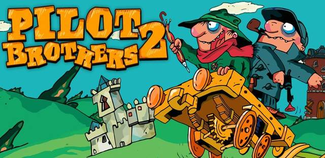 ������ ������ 2 Full / Pilot Brothers 2 Full v1.0.3 + ��� (2014/RUS/ENG/Android)
