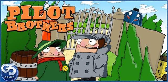 ������ ������ Full / Pilot Brothers Full v1.1.0 + ��� (2014/RUS/ENG/Android)