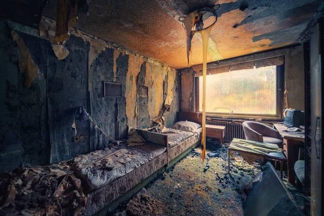 Заброшенные дома Матьяса Хакера
