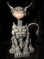 Cheshire Cat by Santani