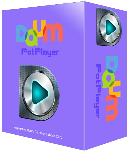 Daum PotPlayer v1.7.457 Stable + Portable (x86/x64) by 7sh3 [2017,EngUkrRus]