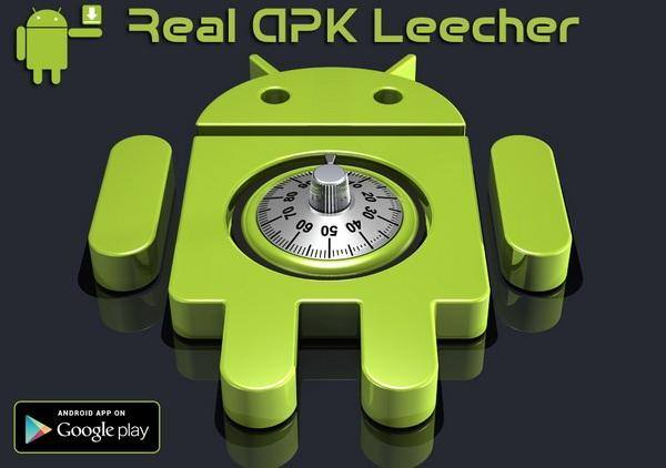 Real APK Leecher v1.3.7.3 Master Update / Raccoon v3.4 (2015/RUS/ENG/Multi/Android/Windows)