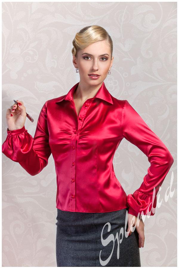 Купить Шелковую Блузку Женскую В Интернет