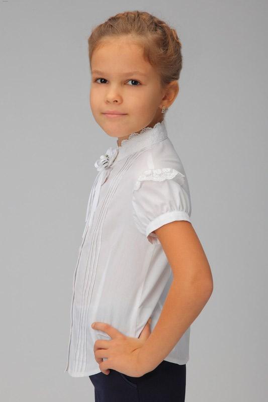 Блузка с шипами